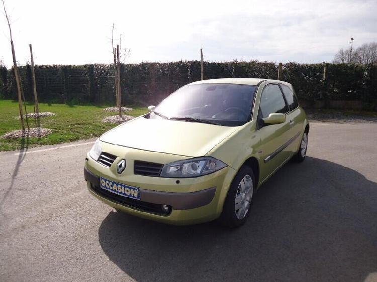 Renault megane coupe diesel saint-philbert-de-grand-lieu 44