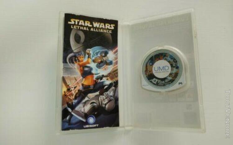 Star wars: lethal alliance - psp