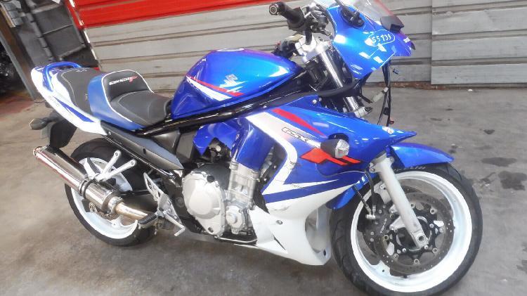 Suzuki gsx essence pressigny les pins 45 | 1500 euros 2008
