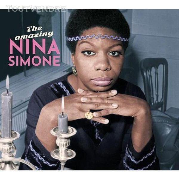 The amazing nina simone - cd digipack