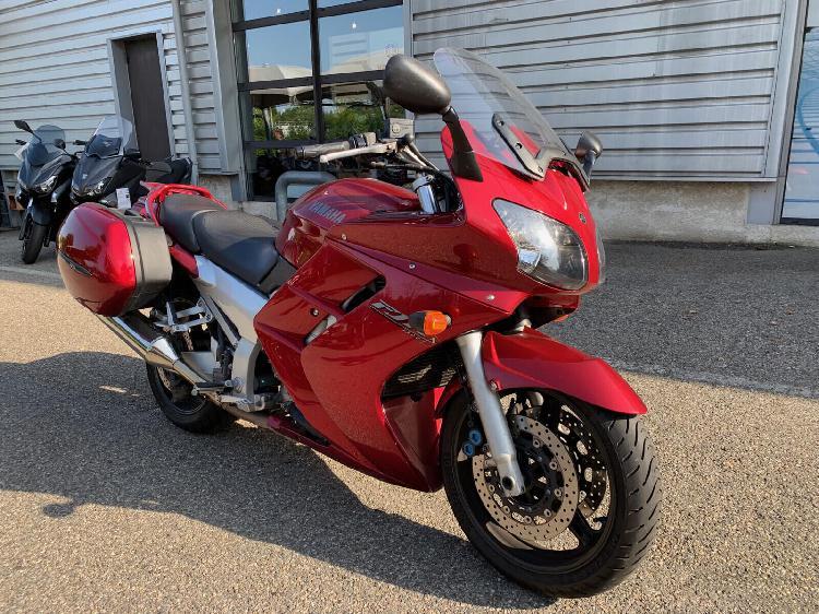Yamaha fjr essence dardilly 69   4390 euros 2002 16069234