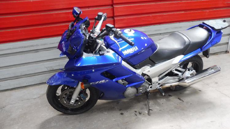 Yamaha fjr essence pressigny les pins 45 | 1000 euros 2001