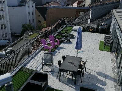 Appartement à vendre mulhouse 4 pièces 108 m2 haut rhin