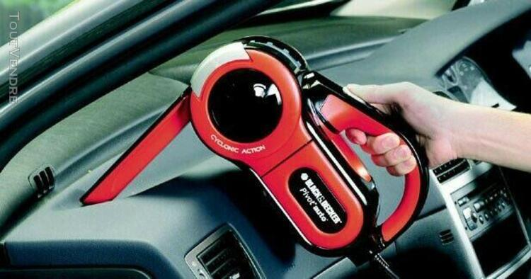 Black & decker dustbuster auto adv1220 - aspirateur - aspira