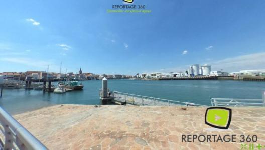 Commerce à vendre sables-d'olonne port de pêche 300 m2
