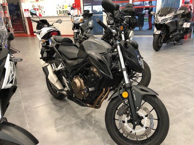 Honda cbf essence le havre 76 | 5400 euros 2018 15853655