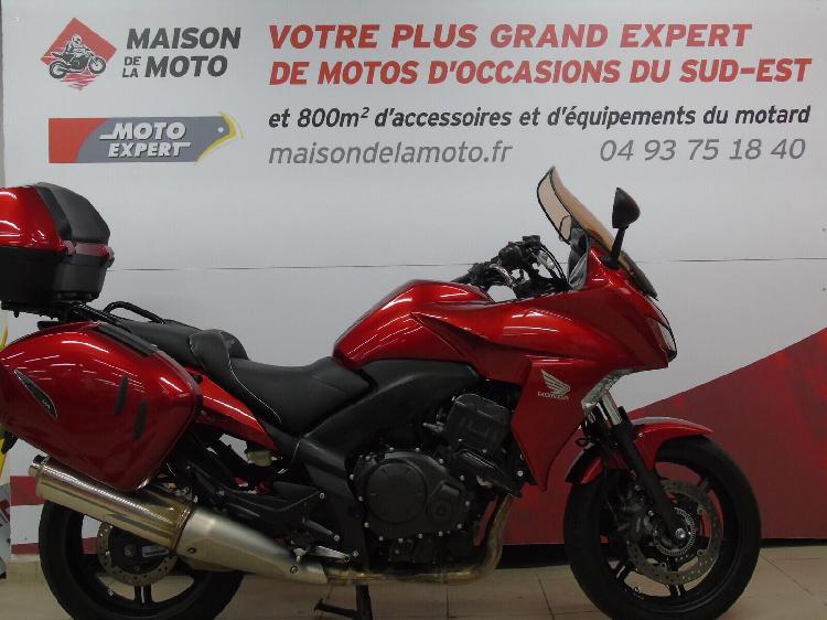 Honda cbf essence mougins 06 | 4990 euros 2011 15876258