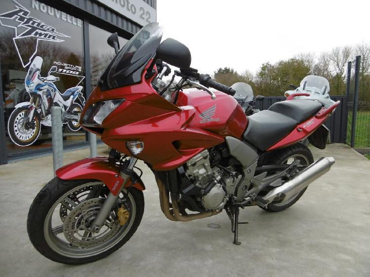 Honda cbf essence tregueux 22 | 3950 euros 2007 15428202