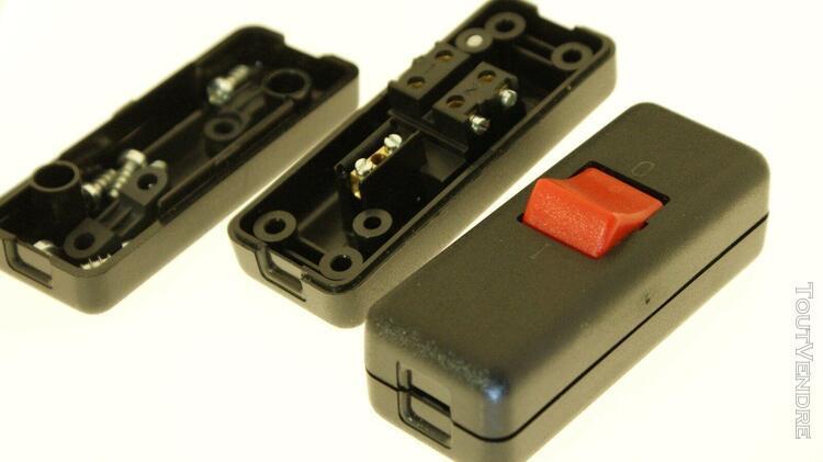 Interrupteurs luminaire (2x)