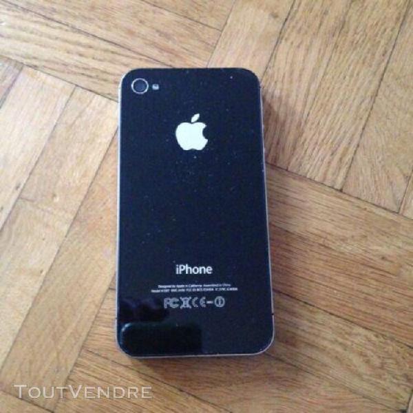 Iphone 4s 16go