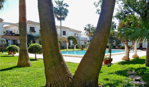 Location appartement denia (costa blanca) 4 personnes