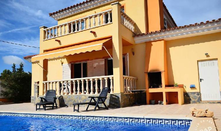 Location maison l'ametlla de mar 7personnes dès 590€