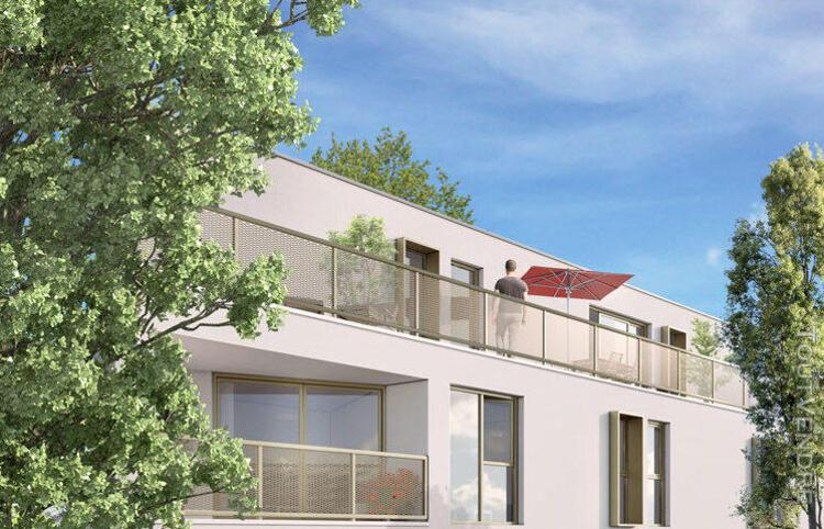 Montgermont programme neuf immobilier - vente appartements n