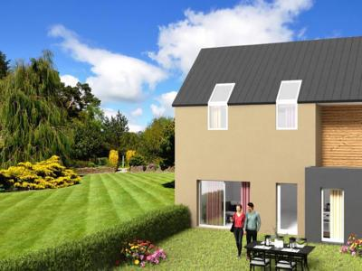 Programme immobilier neuf brest 79 m2 finistere
