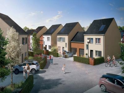 Programme immobilier neuf chartres 82 m2 eure et loir