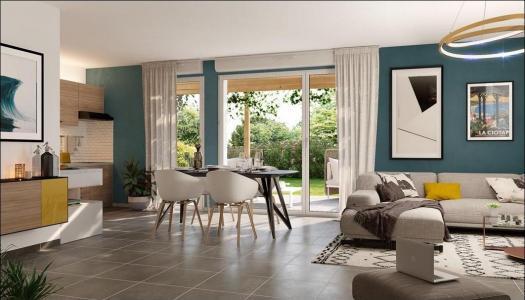 Programme immobilier neuf ciotat 90 m2 bouches du rhone