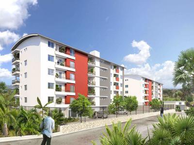 Programme immobilier neuf fort-de-france 22 m2 martinique