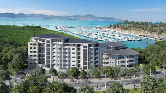 Programme immobilier neuf fort-de-france 40 m2 martinique
