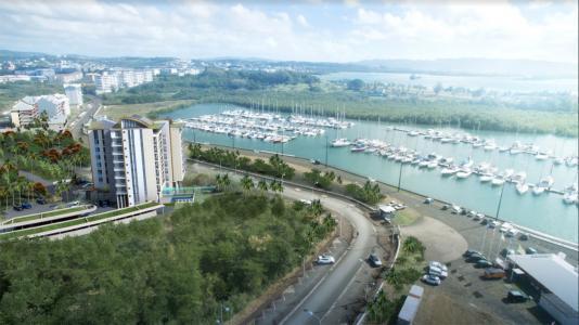 Programme immobilier neuf fort-de-france 89 m2 martinique