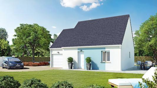 Programme immobilier neuf meaux 3 pièces 60 m2 seine et