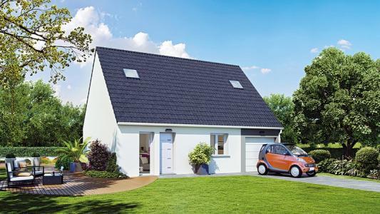 Programme immobilier neuf meaux 3 pièces 70 m2 seine et