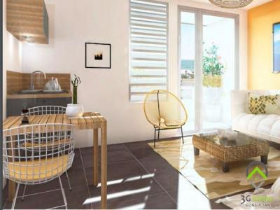 Programme immobilier neuf saint-denis 1 pièce 24 m2 reunion