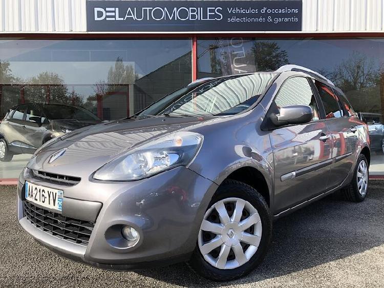 Renault clio estate essence chantepie 35   5490 euros 2009