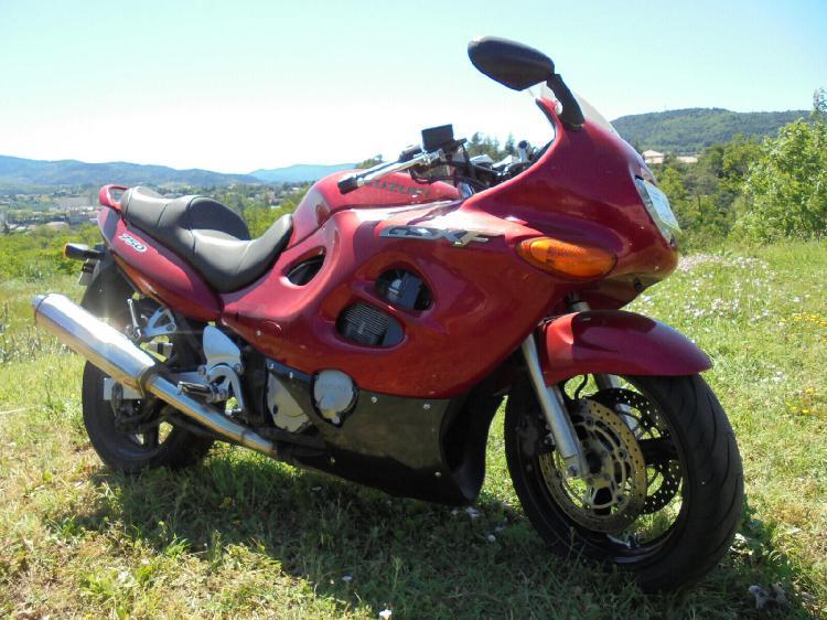 Suzuki gsx essence annonay 07 | 1490 euros 2002 15957704