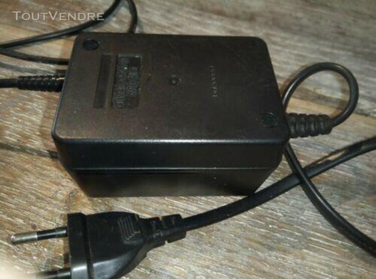1 cable alimentation secteur officielle nintendo nes époque