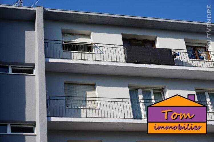 Appartement t4 76 m2 colmar ouest