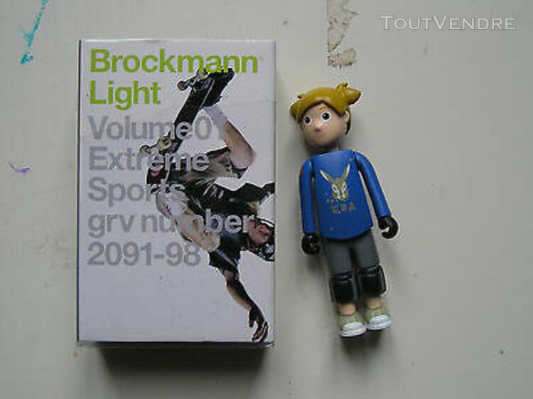 Brockman light extreme sports vol 0