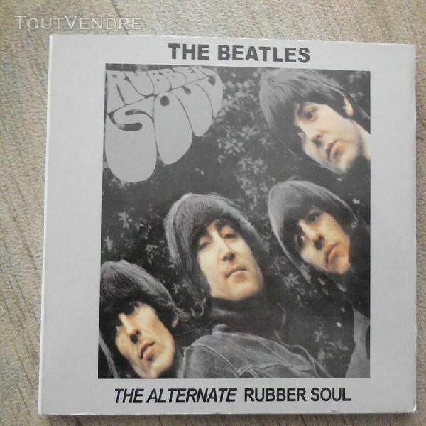 Cd the beatles  the alternate rubber soul