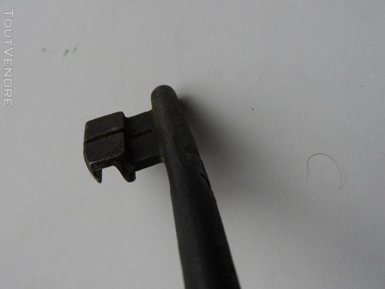 Cle clef de serrure de porte ancienne portail door keys schl