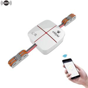 Commutateurs emylo smart wifi interrupteur télécommandé