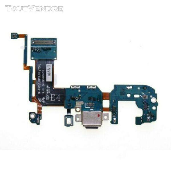 Connecteur de charge galaxy s8 plus samsung micro port usb n