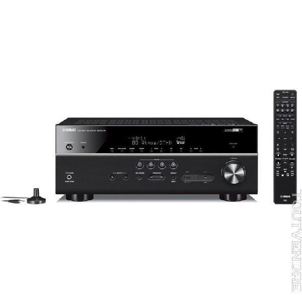 Yamaha htr-6072 noir