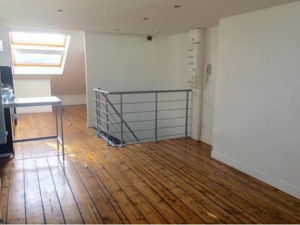 Appartement type 2 bis