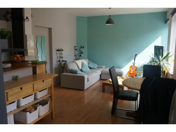 Appartement type 3 avec terrasse tourcoing