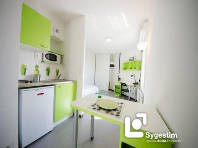 Appartement à vendre villeurbanne 1 pièce 19 m2 rhone