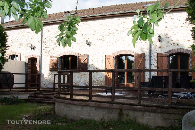 Belle maison d'environ 250m² proche bonnières sur seine