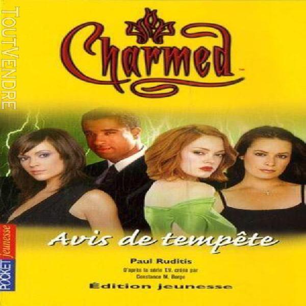 Charmed tome 25 - avis de tempête