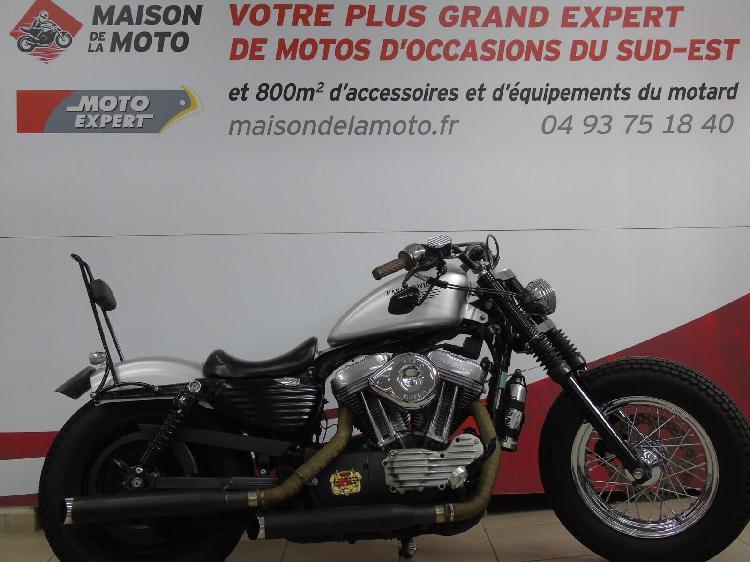 Harley davidson sportster essence mougins 06 | 7490 euros