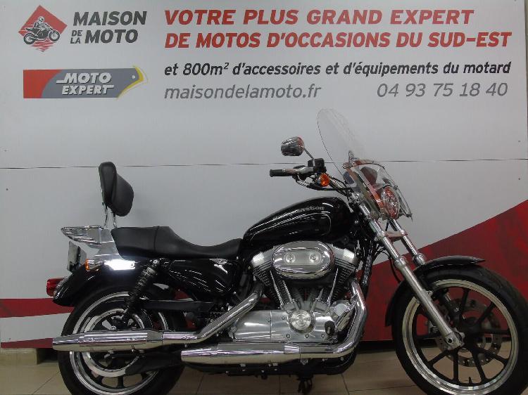 Harley davidson sportster essence mougins 06 | 8590 euros