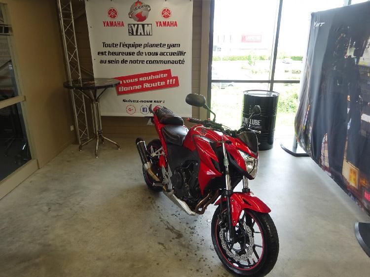 Honda cbf essence rennes 35 | 4490 euros 2013 16094107
