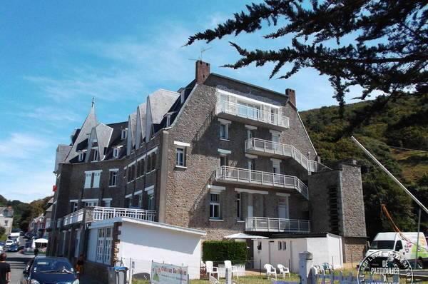 Location appartement carolles plage 4personnes dès