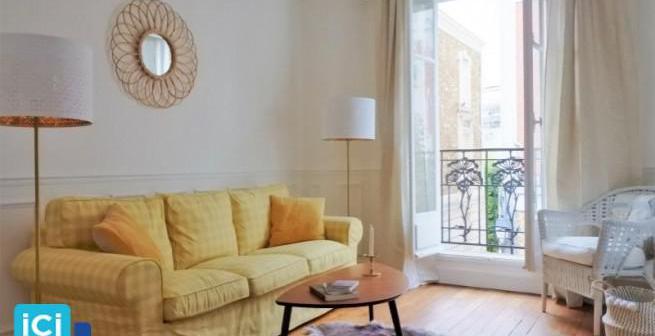 Location appartement meublé 3 pièces 53 m2