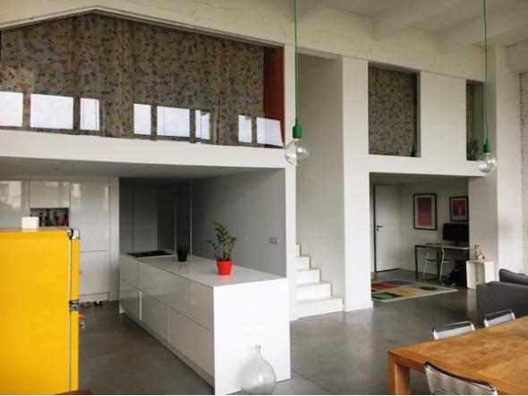 loft roubaix 5 pièce(s) 151 m2