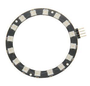 Module anneau rgb 16 leds (compatible arduino) - cap28r16