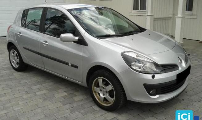 Renault clio iii phase 3 1.5 dci 85cv, 5
