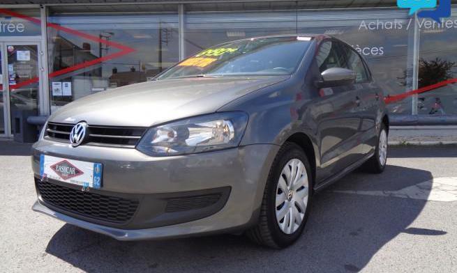 Volkswagen polo 1.2 tdi 75ch trendline